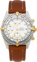 Timepieces:Wristwatch, Breitling 81.950 Automatic Chronomat Wristwatch. ...