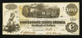 Confederate Notes:1862 Issues, T40 $100 1862 PF-13 Cr. 294.. ...
