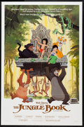 """Movie Posters:Animation, The Jungle Book (Buena Vista, R-1984). One Sheet (27"""" X 41""""). Animation.. ..."""