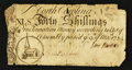 Colonial Notes:North Carolina, North Carolina March 9, 1754 40s Fine.. ...