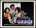 "Movie Posters:Blaxploitation, Cool Breeze (MGM, 1972). Half Sheet (22"" X 28""). Blaxploitation.. ..."