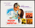 """Movie Posters:Sexploitation, Weekend with the Babysitter & Others Lot (Crown International,1970). Half Sheets (3) (22"""" X 28""""). Sexploitation.. ... (Total: 3Items)"""