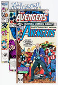Modern Age (1980-Present):Superhero, Avengers-Related Box Lot (Marvel, 1980-93) Condition: AverageNM-....