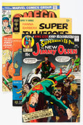 Silver Age (1956-1969):Miscellaneous, Comic Books - Assorted Silver and Bronze Age Adventure Comics BoxLot (Various Publishers, 1965-79) Condition: Average GD/VG....
