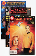 Modern Age (1980-Present):Science Fiction, Star Trek-Related Box Lot (Various, 1992-95) Condition: AverageNM-....