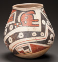 American Indian Art:Pottery, A CASAS GRANDES POLYCHROME JAR. c. 1200 - 1450...