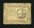 Colonial Notes:Continental Congress Issues, Continental Currency May 10, 1775 $2 Very Fine-Extremely Fine. Avery well printed example from this first Continental emiss...