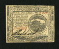 Colonial Notes:Continental Congress Issues, Continental Currency November 29, 1775 $4 Choice About New+++. Acouple of soft corner folds are accompanied by abundant mar...