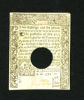 Colonial Notes:Connecticut, Connecticut July 1, 1780 2s/6d Gem Crisp Uncirculated. A broadlymargined and perfectly centered example of this common issu...