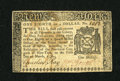 Colonial Notes:New York, New York March 5, 1776 $1/8 Extremely Fine. A lovely example ofthis lower fractional denomination New York note which has e...