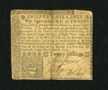 Colonial Notes:Pennsylvania, Pennsylvania March 10, 1769 20s Very Fine. This is a deceptivelyscarce issue that is not often seen but is in a typical sta...