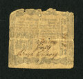 Colonial Notes:Pennsylvania, Pennsylvania April 3, 1772 2s/6d Very Good. The body of this wellrepaired note grades Very Good....