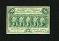Fractional Currency:First Issue, Fr. 1312 50c First Issue Choice About New+++. A faint off-center fold is all that separates this bold and well inked high de...
