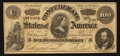 Confederate Notes:1864 Issues, Ad Note T65 $100 1864.. ...