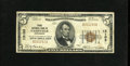 National Bank Notes:Tennessee, Nashville, TN - $5 1929 Ty. 1 Third NB Ch. # 13103. A solidFine....