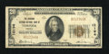National Bank Notes:Virginia, Norfolk, VA - $20 1929 Ty. 1 The Seaboard Citizens NB Ch. # 10194.A problem free middle grade circulated note from a ra...