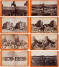 American Indian Art:Photographs, EIGHT ARIZONA SCENERY STEREOVIEWS BY GEORGE H. ROTHROCK... (Total:8 Items)