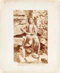 American Indian Art:Photographs, LITTLE BEAR - CHEYENNE, IMPERIAL PHOTO BY JOHN K. HILLERS...
