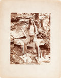 American Indian Art:Photographs, PLENTY HORSES - CHEYENNE, IMPERIAL PHOTO BY JOHN K. HILLERS...