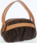 Luxury Accessories:Bags, Louis Vuitton Classic Monogram Canvas Klara Shoulder Bag. ...