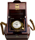 Timepieces:Other , Russian Two Day Naval Ships Chronometer. ...