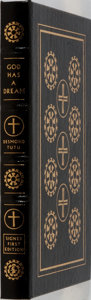 Books:Biography & Memoir, Desmond Tutu. SIGNED/LIMITED. God Has a Dream. Easton Press,2004. First edition, first printing. Limited to 1200 ...