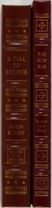 Books:Biography & Memoir, John Kerry. Group of Two Signed/Limited First Edition Books Published by Easton Press. First edition, first printing. Limi... (Total: 2 Items)