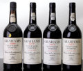 Graham's Vintage Port 1970 lbsl, ssos Bottle (1) 1977 2ts, 2lbsl Bottle (3)