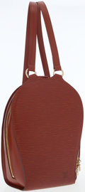 Luxury Accessories:Bags, Louis Vuitton Kenyan Brown Epi Leather Mabilion Backpack Bag. ...