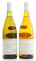 White Burgundy, Batard Montrachet. Verget . 1993 lbsl Bottle (1). 1996 2sdc Bottle (1). ... (Total: 2 Btls. )