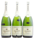 Champagne, Paul Goerg Champagne NV . Blanc de Blancs. 1nl, 1nc. Magnum(3). ... (Total: 3 Mags. )