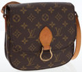 Luxury Accessories:Bags, Louis Vuitton Classic Monogram Canvas St. Cloud Shoulder Bag. ...