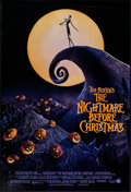 """Movie Posters:Animation, The Nightmare Before Christmas (Touchstone, 1993). One Sheet (27"""" X 40"""")DS. Animation.. ..."""