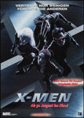 """Movie Posters:Science Fiction, X-Men (20th Century Fox, 2000). German A1 (2) (23"""" X 33""""). Science Fiction.. ... (Total: 2 Items)"""