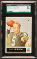Football Cards:Singles (1960-1969), 1965 Philadelphia Paul Hornung #76 SGC 86 NM+ 7.5....