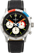 """Timepieces:Wristwatch, Breitling Choice Ref. 7650 """"Yachting"""" Chronograph, circa 1960's. ..."""
