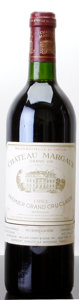 Red Bordeaux, Chateau Margaux 1993 . Margaux. lscl. Bottle (1). ...(Total: 1 Btl. )
