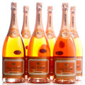 Champagne, Paul Goerg Champagne NV . Brut Rose. Magnum (6). ... (Total: 6 Mags. )