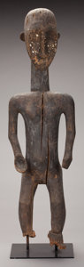 Tribal Art, A Large African Figure...