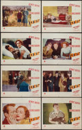"Movie Posters:War, O.S.S. (Paramount, 1946). Lobby Card Set of 8 (11"" X 14""). War..... (Total: 8 Items)"