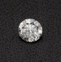 Estate Jewelry:Unmounted Diamonds, Unmounted 1.15 Ct. Diamond. ...