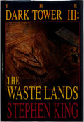 Books:Horror & Supernatural, Stephen King. The Dark Tower III: The Waste Lands. Grant, [1991]. First edition, first printing. Publisher's binding...