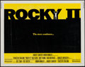 "Movie Posters:Sports, Rocky II (United Artists, 1979). Half Sheet (22"" X 28""). Sports.. ..."