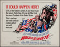 "Movie Posters:Exploitation, Wild in the Streets (American International, 1968). Half Sheet (22""X 28""). Exploitation.. ..."