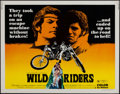 """Movie Posters:Exploitation, Wild Riders & Others Lot (Crown International, 1971). HalfSheets (2) (22"""" X 28""""). Exploitation.. ... (Total: 2 Items)"""