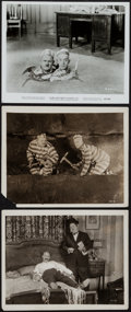 """Movie Posters:Comedy, Sugar Daddies & Other Lot (MGM, 1927). Photos (3) (8"""" X 10""""). Comedy.. ... (Total: 3 Items)"""