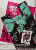 """Movie Posters:Thriller, The Manchurian Candidate (United Artists, 1962). French Grande (45"""" X 62""""). Thriller.. ..."""