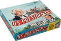 Non-Sport Cards:Unopened Packs/Display Boxes, 1972 Topps U.S. Presidents Wax Box With 48 wax Packs. ...