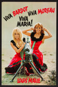 "Movie Posters:Adventure, Viva Maria! (United Artists, 1965). French Petite (15"" X 23"").Adventure.. ..."