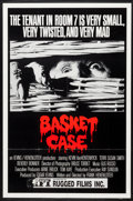 "Movie Posters:Horror, Basket Case (Analysis Film, 1982). One Sheet (27"" X 41""). Horror.. ..."
